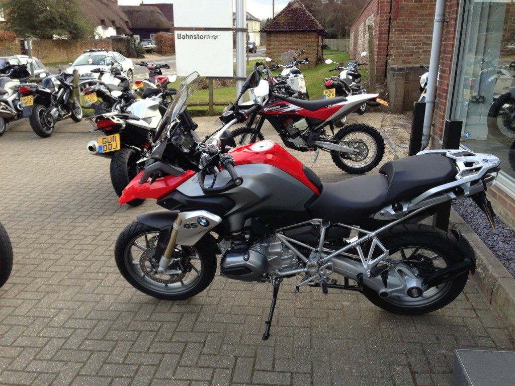 New R1200GS