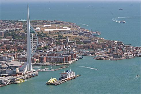 Portsmouth-Harbour